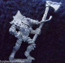 1988 Chaos Champion of Slaanesh 0218 09 Citadel Warhammer Army Hordes Fighter GW
