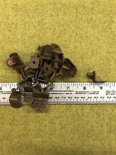 """1,480 Antique Copper 1/4"""" Dia Pin """"L"""" Shaped Shelf Support"""