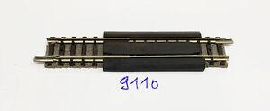 9110 Balance Track 83 - 111mm 1 Piece Fleischmann N Gauge Top