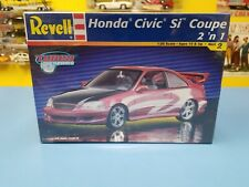 "REVELL HONDA CIVIC SI COUPE 2'N 1  TUNER SERIES   85-2388  ""NEW"""