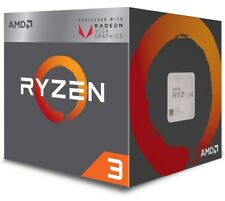 AMD ryzen 3 2200G - 3.5Ghz Quad Core PRESA AM4 Processore