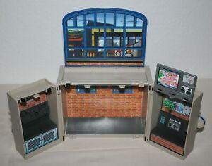 Playmobil Ersatzteile zu 5421 Aufklapp Box Polizei Station Kasten