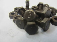 FORD GPW F MARKED 1/4 x 1/2 BOLTS & NUTS (BAG OF 10) JP04.4A
