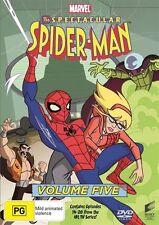 Spectacular Spider-Man 5 NEW R4 DVD