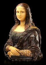 Mona Lisa Figura Busto según Leonardo Da Vinci's Cuadro Veronese Decoración