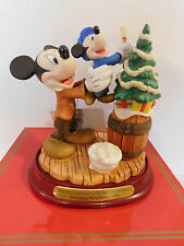 DISNEY CHRISTMAS FIRST EVER COLLECTIBLE CONVENTION~WDW~1998~MICKEY/NEPHEW
