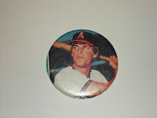 BRUCE BOCHTE CALIFORNIA ANGELS EARLY 1970'S RARE VINTAGE ISSUE PIN BASEBALL