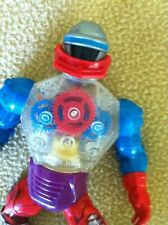 VTG 1984 Masters of the Universe MOTU ROBOTO Action Figure He-Man