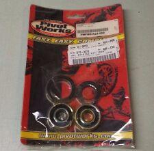 Kawasaki Eliminator 600 Front Wheel Bearing & Seal Kit Pivot Works PWFWS-K22-000