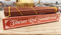 Handmade Original Red Sandalwood Tibetan Incense Sticks from Nepal