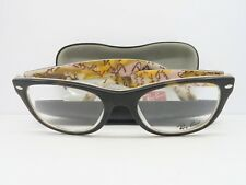 Ray-Ban Tortoise Glasses New with case RB 5184F 5409 52mm