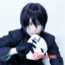 Darker Than Black Hei cosplay costume wig uk