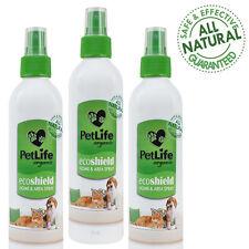 (Buy 3 Get 1 Free) 100% Organic Petlife Eco Shield Pet Flea Tick Home Area Spray
