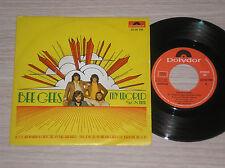 "BEE GEES - MY WORLD / ON TIME - 45 GIRI 7"" SPAIN"