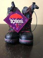Totes Kids Boots ThermoLite Jaymee Size 5M