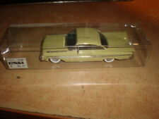 Vitesse 1/43  Chevrolet 1959 Impala coupe           mint (15-034)