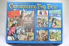 Carcassonne Big Box by Klaus-Jurgen Wrede Complete Game