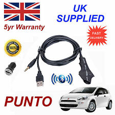 Fiat PUNTO Integrated Bluetooth Music Module & 1.0A Power Adapter For Samsung HT