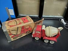 Tonka Cement Mixer NO. 2620 1960's w/ original box