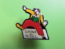 196 - Pin's - Cirque de Noel - Clown