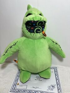 Build A Bear Nightmare Before Christmas Oogie Boogie/Song NWT