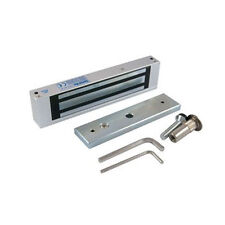 180kg 12V DC electromagnetic and solenoid locks(350LB) Holding Force Single door