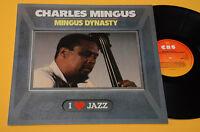 Charlie Mingus LP Mingus Dynasty Top Jazz Netherlands EX *New*