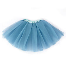 Girls Skirt Ballet Dress Tutu Clothes Costume Dancewear for 3-5 Y Kid