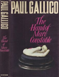 Paul Gallico - The Hand of Mary Constable - 1st/1st (1964 First Edition DJ)