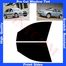 Pre Cut Window Tint Rover 25 5 Doors Hatchback 1999-2006 Front Sides Any Shade