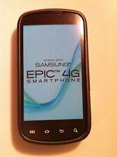 Seidio Platinum Grey Case for Samsung Epic 4G smartphone SEC10SG