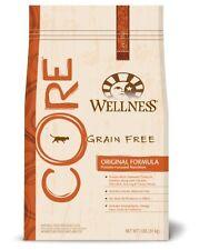 Cats Food Wellness Core Grain Free Dry Cat For Adult Original Fish Fowl Recipe