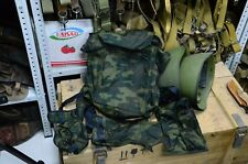 Original military backpack Russian army Amphibious Back Pack RD-54, Flora.