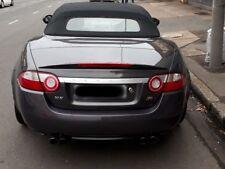 2007-2015 Jaguar XK XKR Replacement Convertible Top - BLACK GERMAN RPC HAARTZ