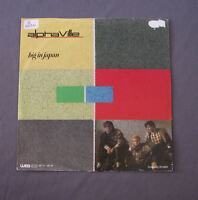 "Vinilo SG 7"" 45 rpm  ALPHAVILLE - BIG IN JAPAN - Record"