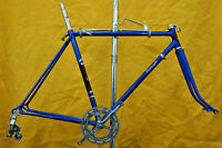 Raleigh Record Vintage Road Bike Frame 52cm Small L'eroica English Made Charity!
