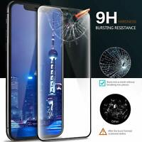 For iPhone 11 Pro Max/11 Pro/11 Full Coverage 9H Tempered Glass Screen Protector