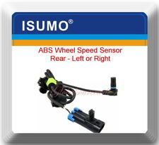 ABS Wheel Speed Sensor Rear ALS1464 Fits: Cadillac Chevrolet GMC