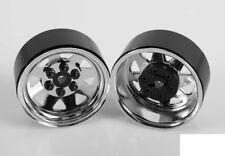 6 LUG CARRO 1.9 scala in acciaio stampato Lega Ruote Chrome PIN Mount Z-W0002