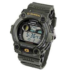 Casio G-Shock Mens Digital Wrist Watch G7900-3 G-7900-3 Moon Tide Tables Green