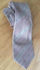 Giorgio Armani Krawatte Classic Tie Herren. Brown. Mint Condition 100% Silk.