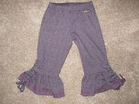 Girls Matilda Jane big ruffle pants 2