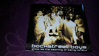 Backstreet Boys / Show me the meaning of being lonely - Maxi CD