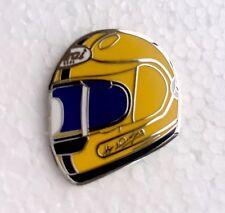 Joey Dunlop Tribute Pin Badge, Isle Of Man TT, Assen TT, MotoGP, UGP, NW200, Rea