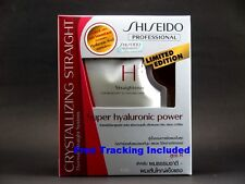 Shiseido Crystallizing Straight H1 2 Resistant Natural Limited Edition DIY