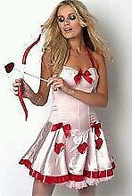 Ann Summers Cupid Dress Up Outfit sz 12 *In Stock*