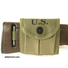 US WWII M1 Carbine Pouch, Made in USA