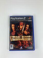 PS2 Piratas del Caribe la leyenda de Jack Sparrow