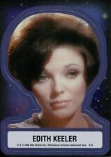 Star Trek TOS 40th Anniversary Series 2 Star Trek Stickers Chase Card S15