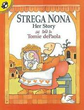Strega Nona: Her Story by Tomie de Paola (Paperback, 2002)